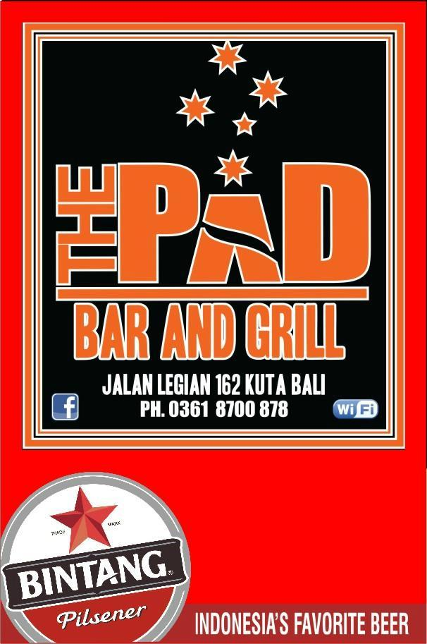 The Pad Bar and Grill On Legian st