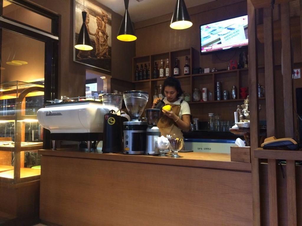 Papila's Coffee House Klungkung