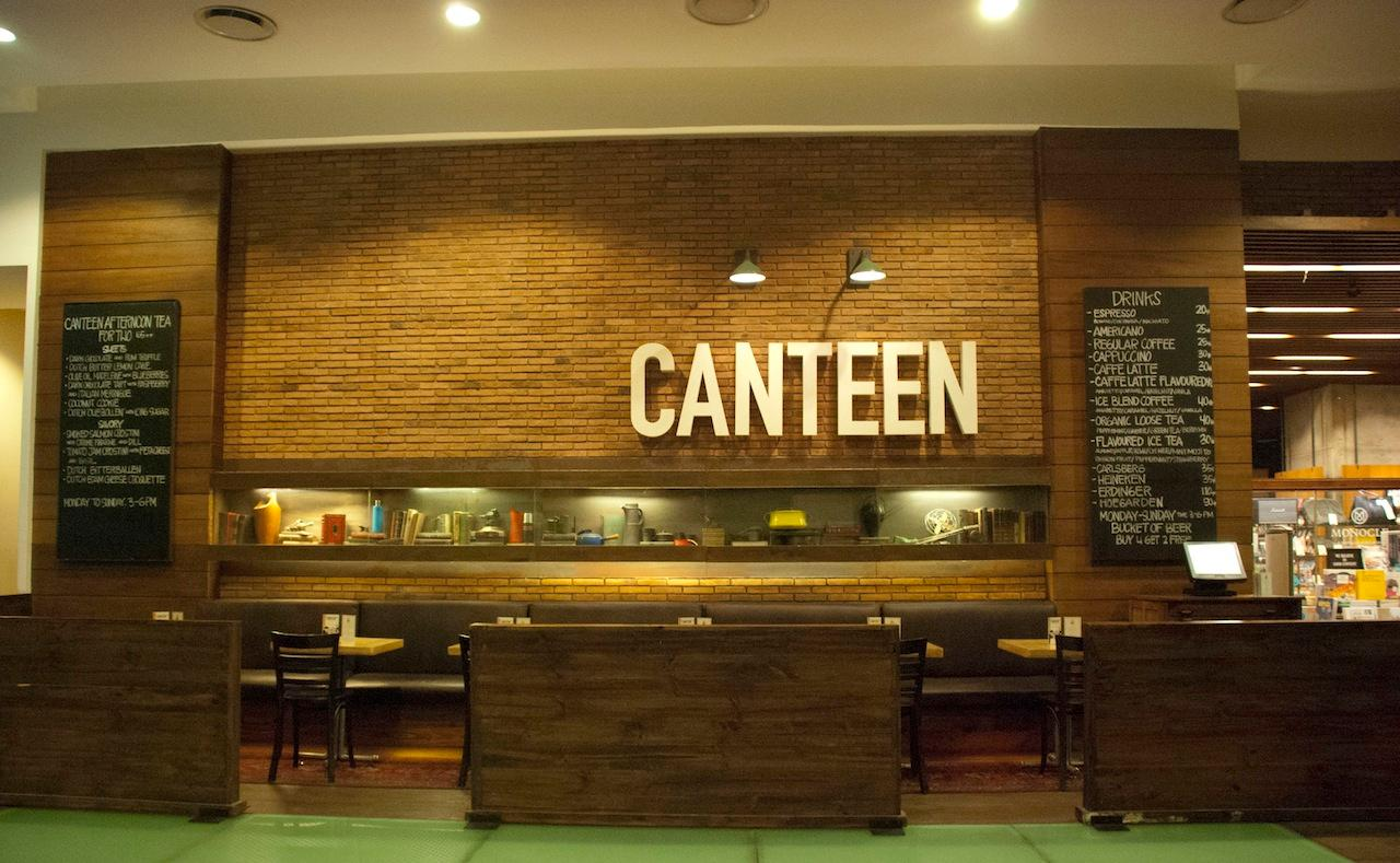 Canteen - Pacific Place