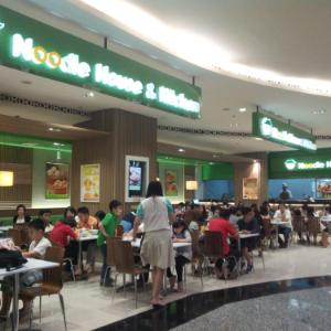 Top Noodles Express - Galaxy Mall
