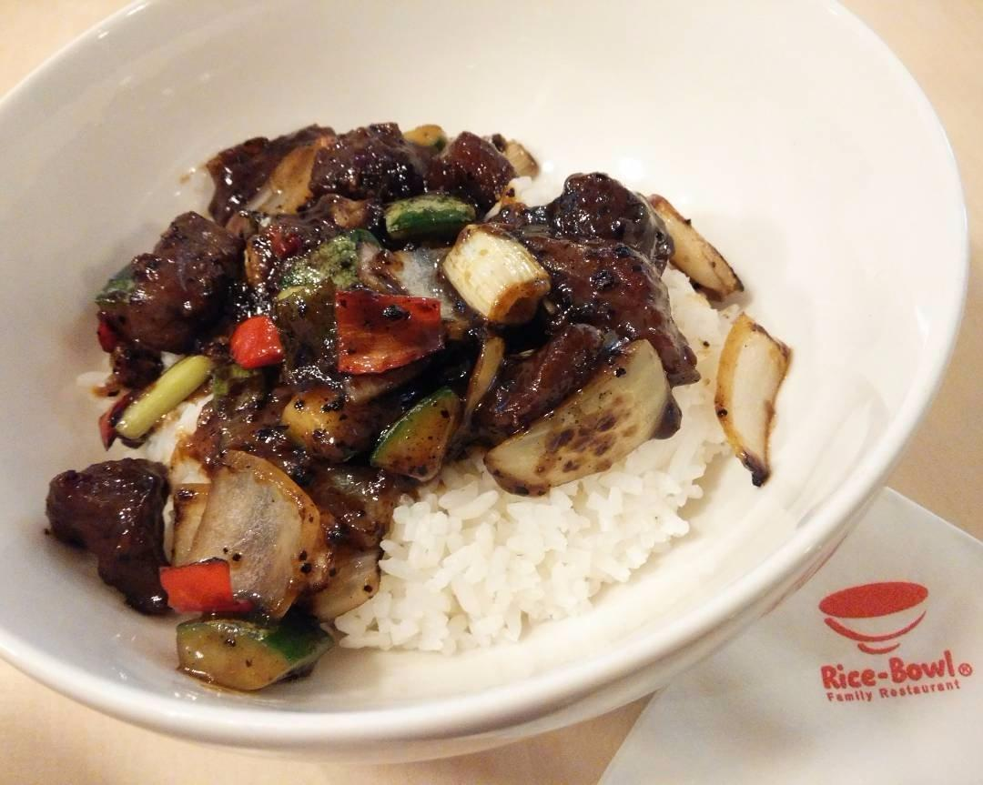Rice Bowl - Tunjungan Plaza