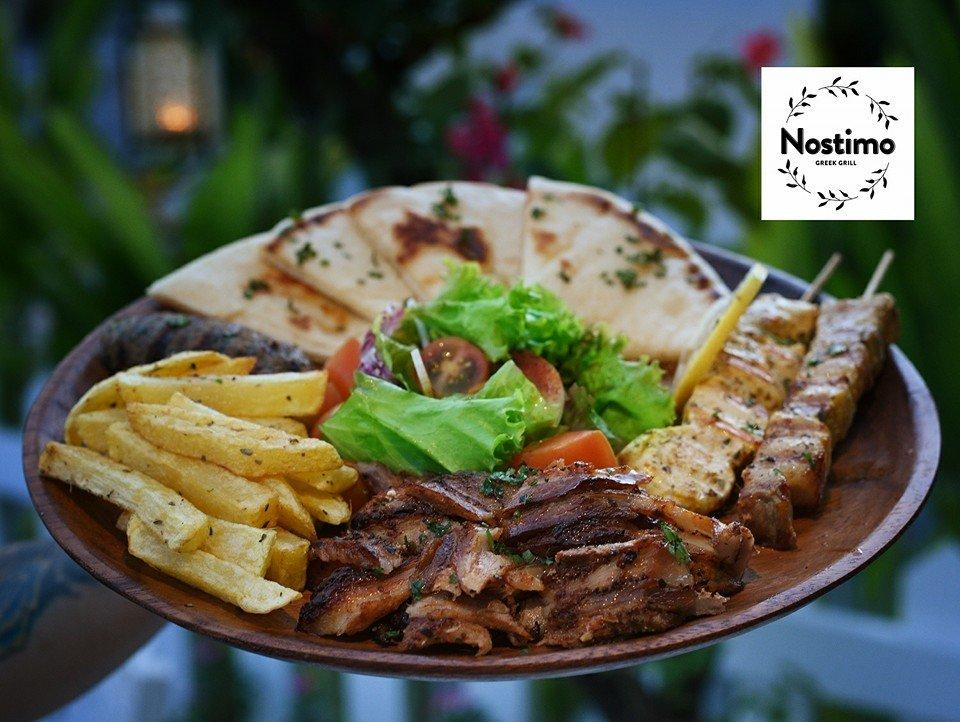 Nostimo Greek Grill Ubud