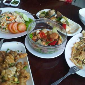 sungai sea food