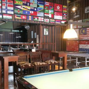 The Melting Pot Game Room & Pub