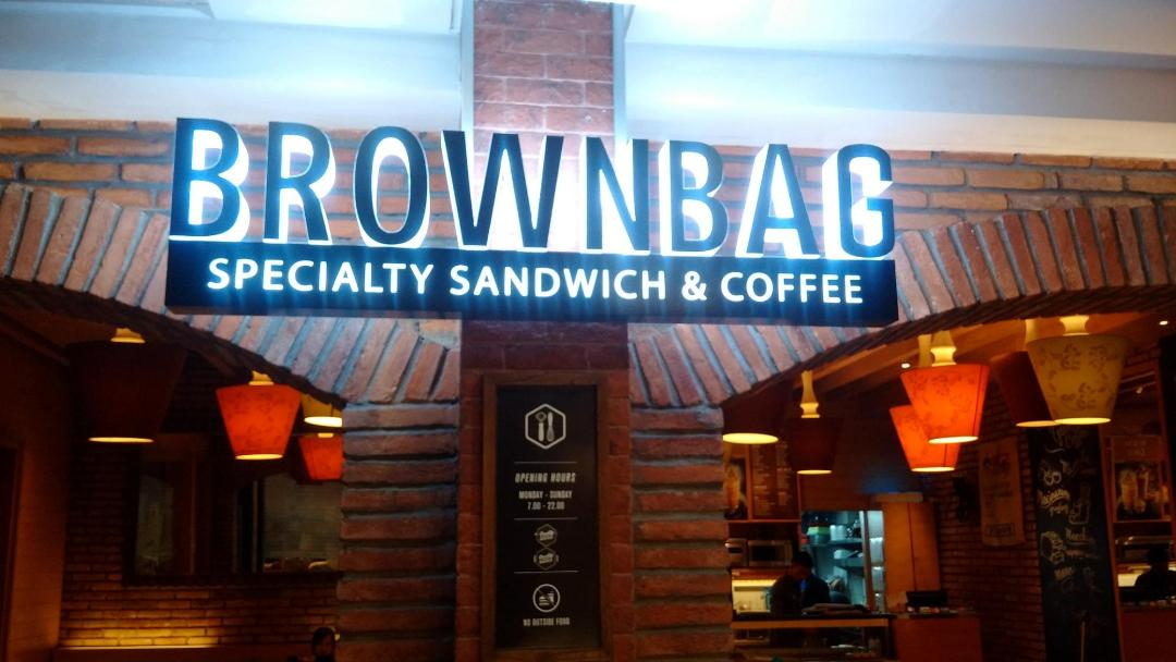 Foto luar Brown Bag - Menteng