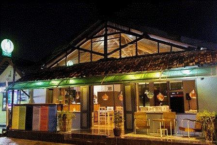 Foto luar The House Of Sate
