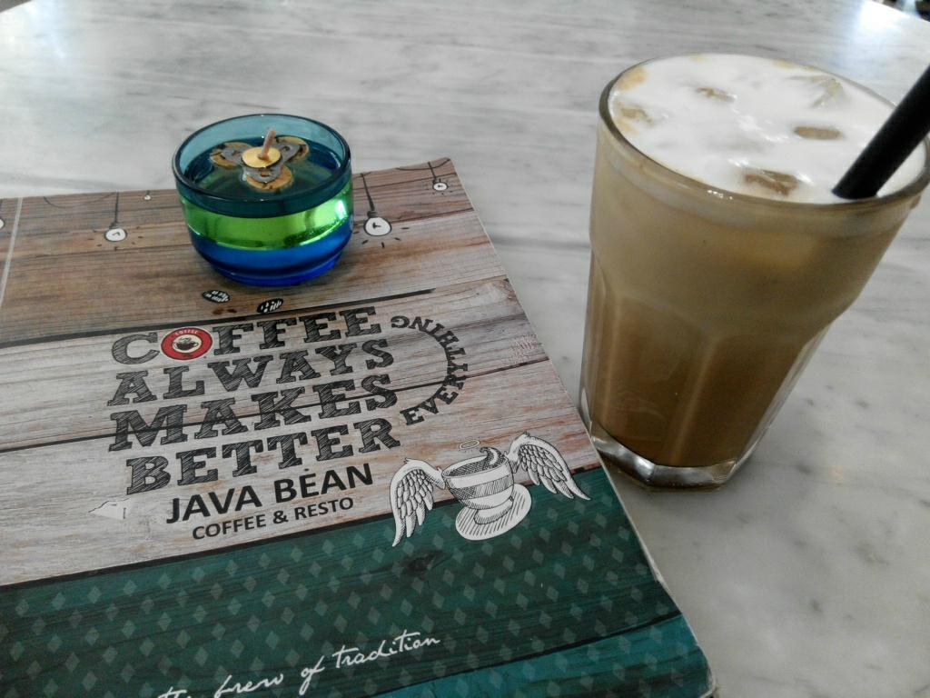 Makanan di Java Bean Coffee