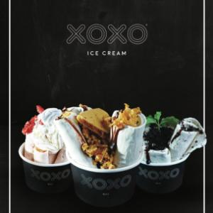 XOXO Ice Cream - Seminyak Village Mall