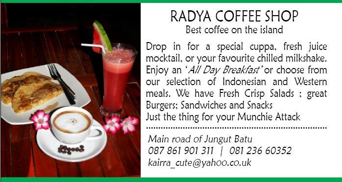 Radya Coffee Shop