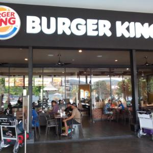 Burger King - Ngurah Rai