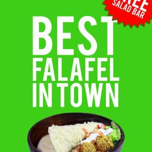 Happy Falafel Ubud