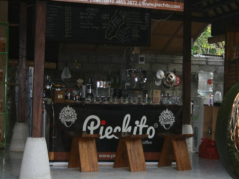 Piechito Luwak Coffee Garden