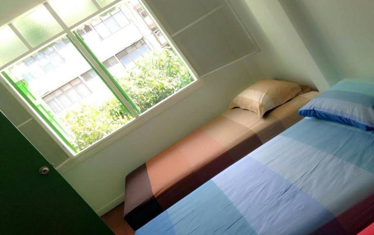 The Oasis Hostel - Adults Only Bangkok -