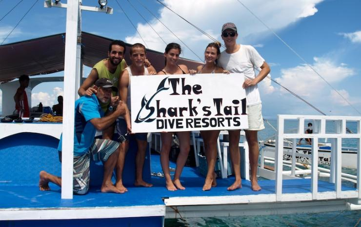 THE SHARKS TAIL DIVE RESORT