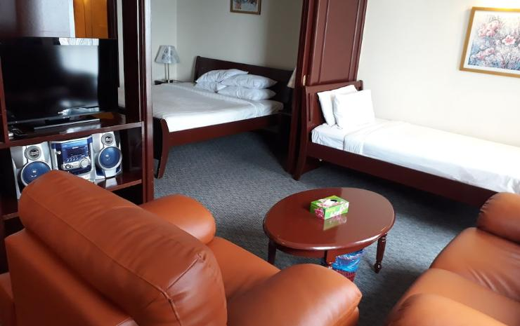 Cool Service Suites at Times Square Kuala Lumpur -