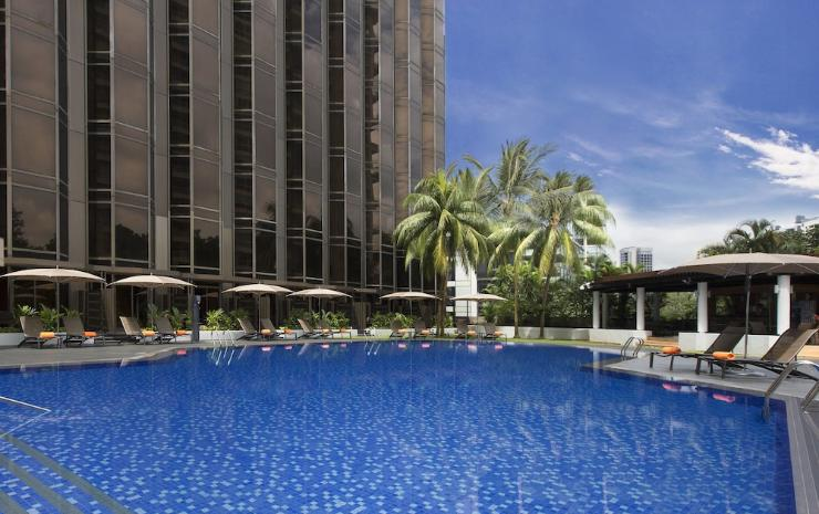 Sheraton Towers Singapore Singapore -