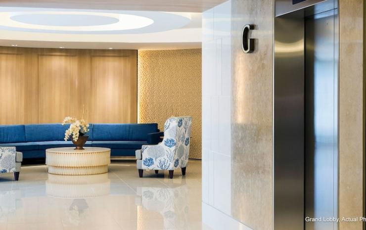 USP SUITES AT SHELL RESIDENCES