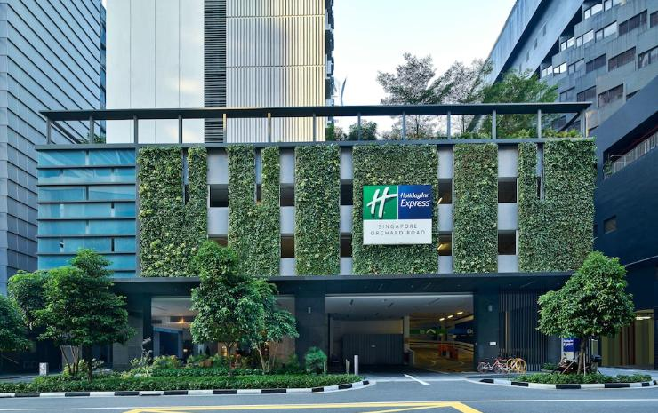Holiday Inn Express Singapore Orchard Road Singapore -