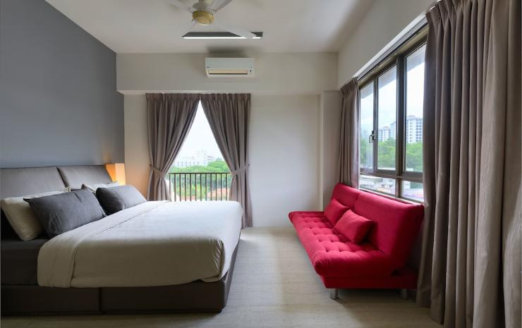 2 Bedrooms Apartment By The Sea Penang -