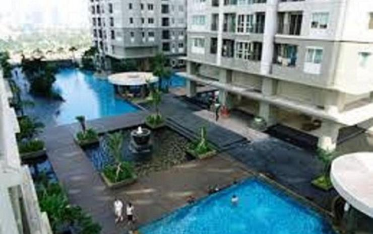 Thamrin Residence Two Bedroom 5 by Rentaloka Jakarta -